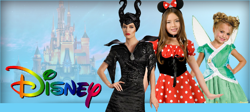 Disney Character Costumes