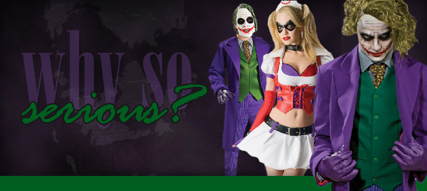 Joker Halloween Costumes