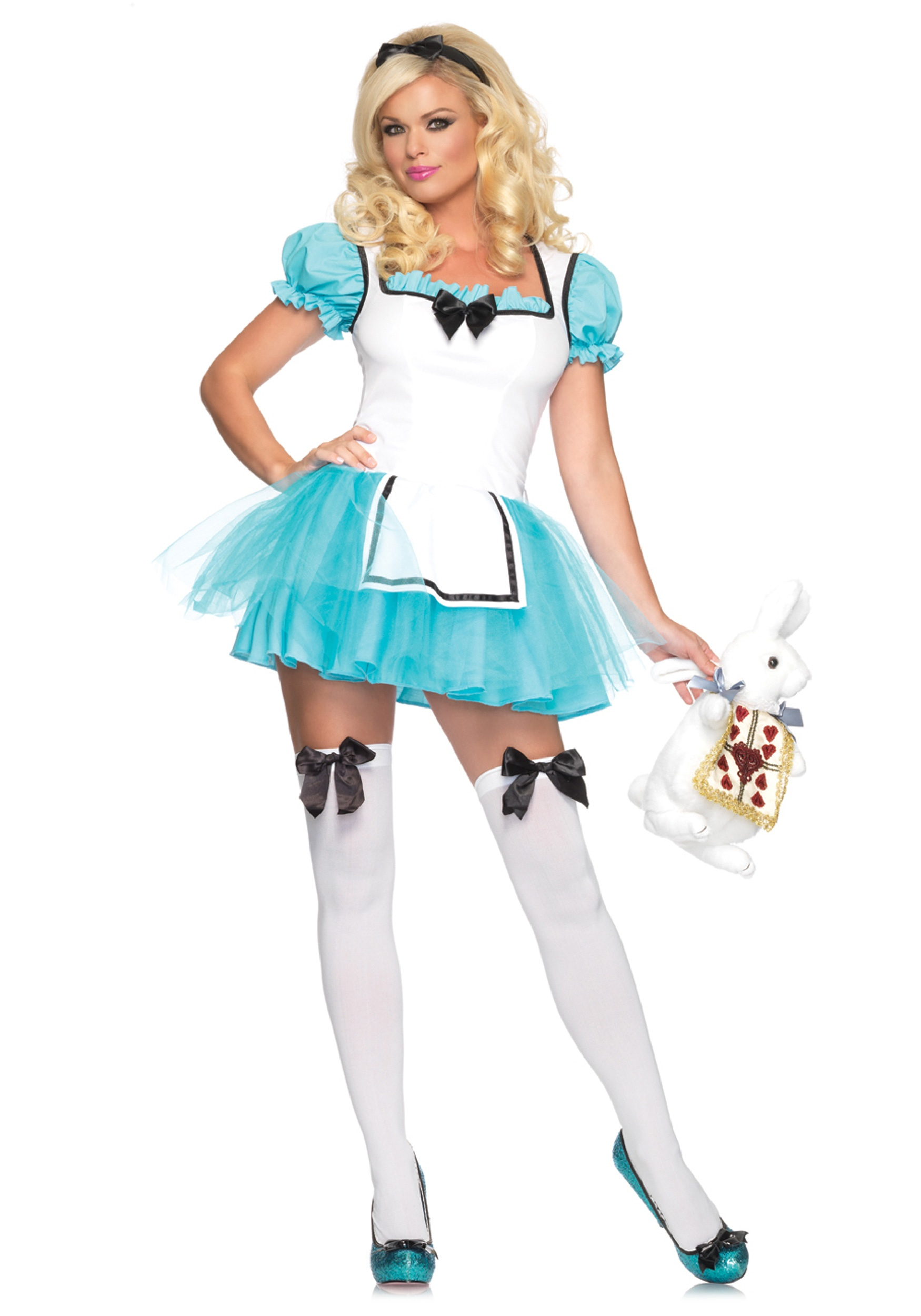 Sexy Alice In Wonderland Costumes 117