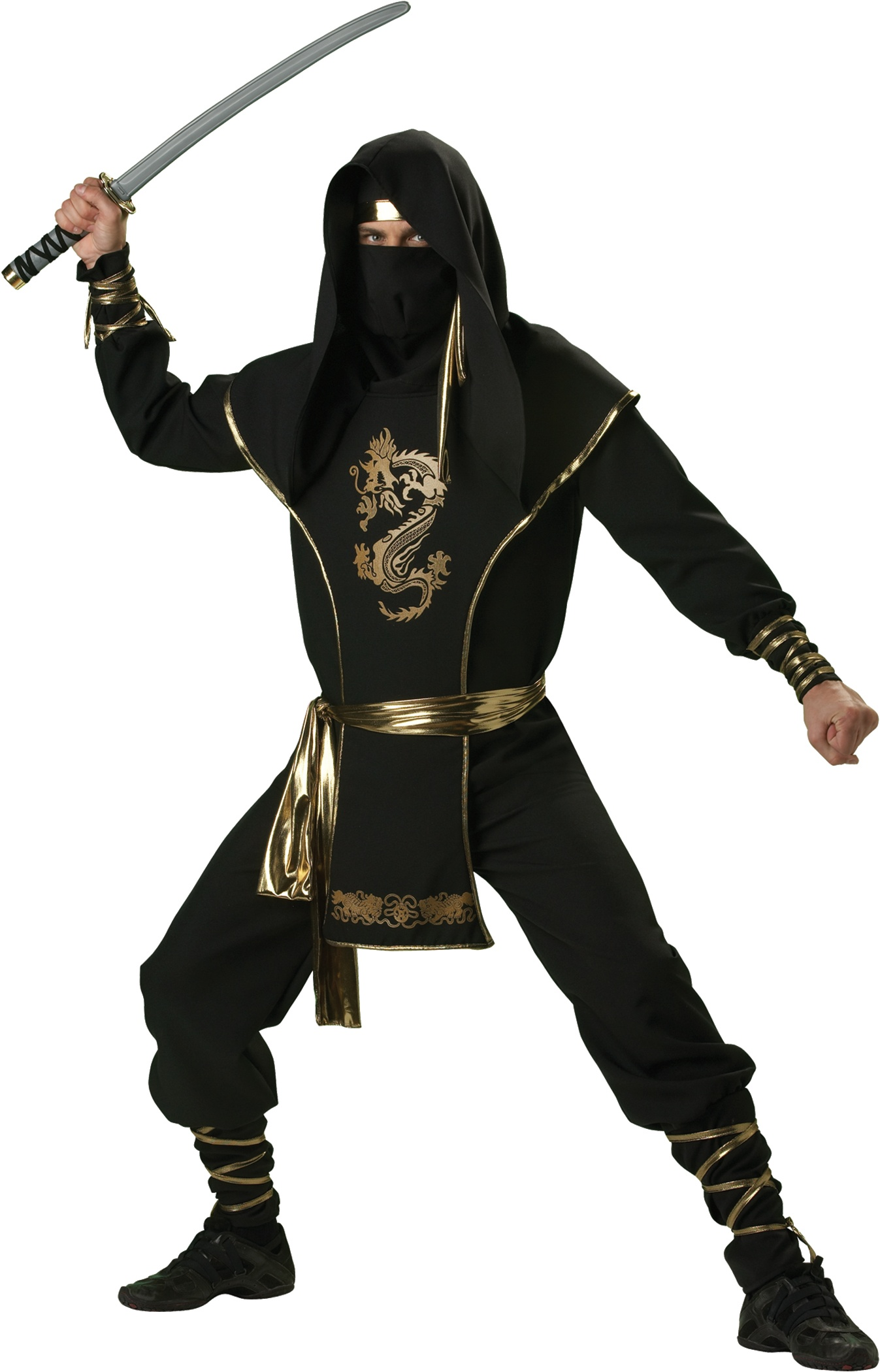 valentine one ninja costume. Black Bedroom Furniture Sets. Home Design Ideas