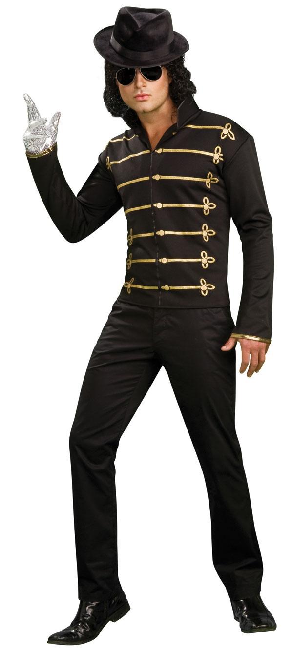 Adult Michael Jackson Bad Costume Costumes