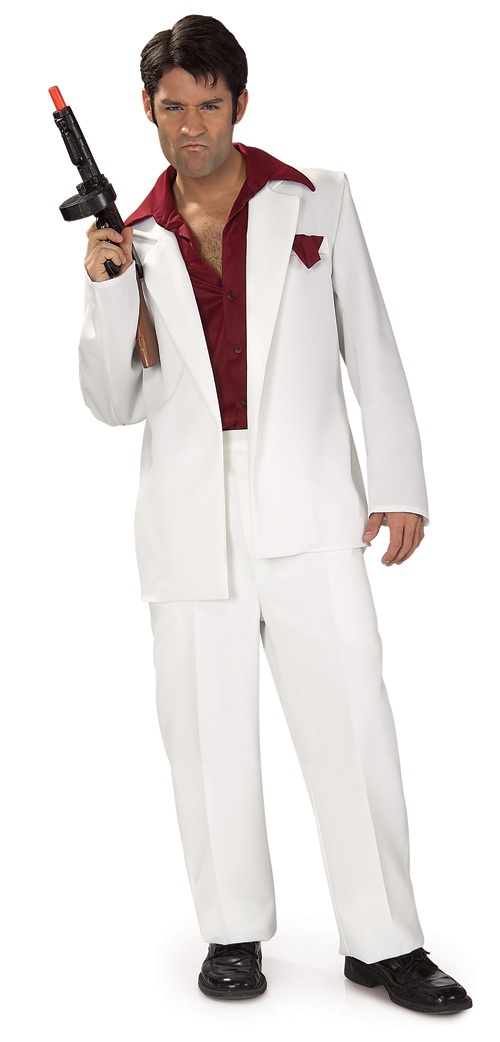 Scarface - Tony Montana Costume Adult