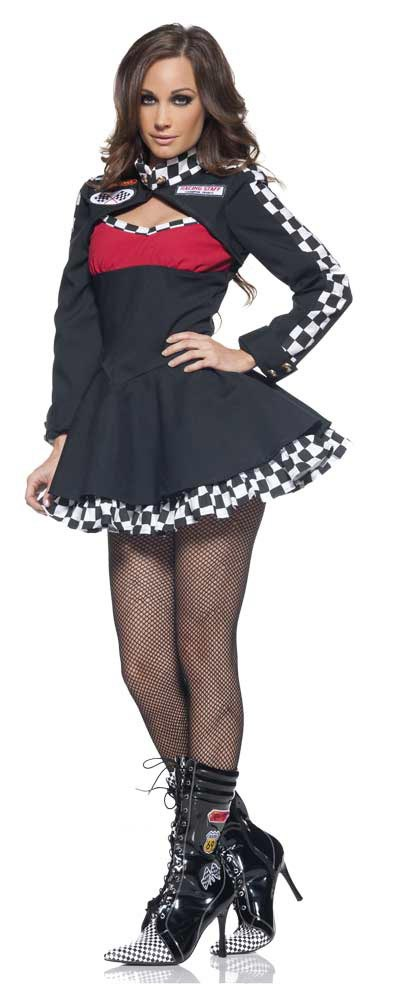 Womens Sexy Curves Costume
