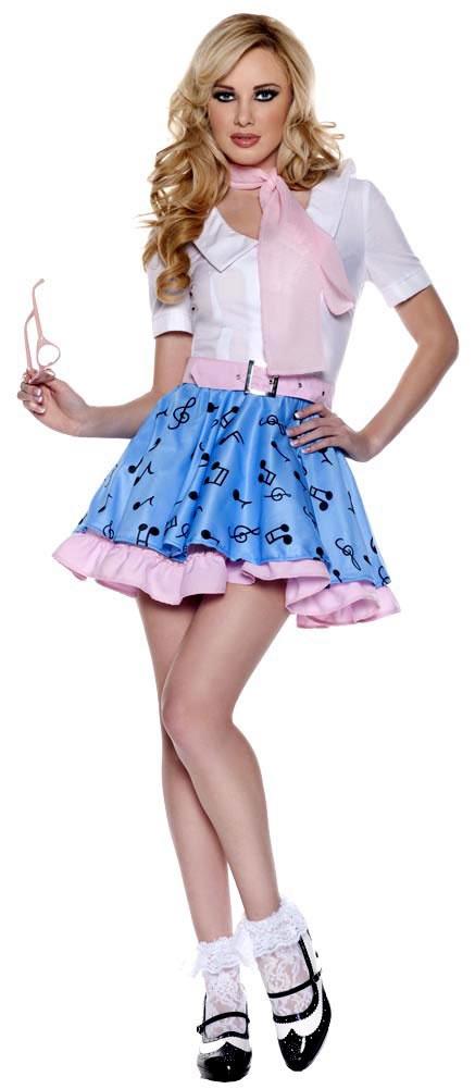 50s Sock Hop Costumes