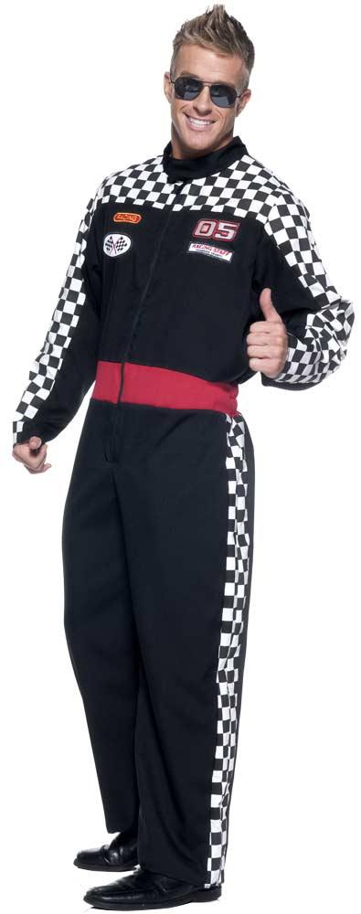 Mens Speed Demon Adult Costume