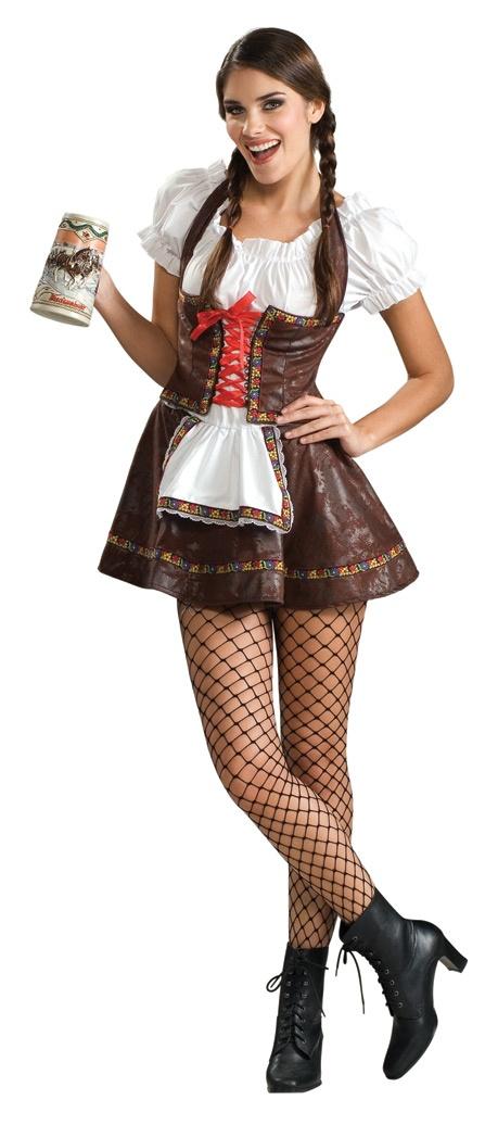 Secret Wishes Tavern Girl Sexy Costume