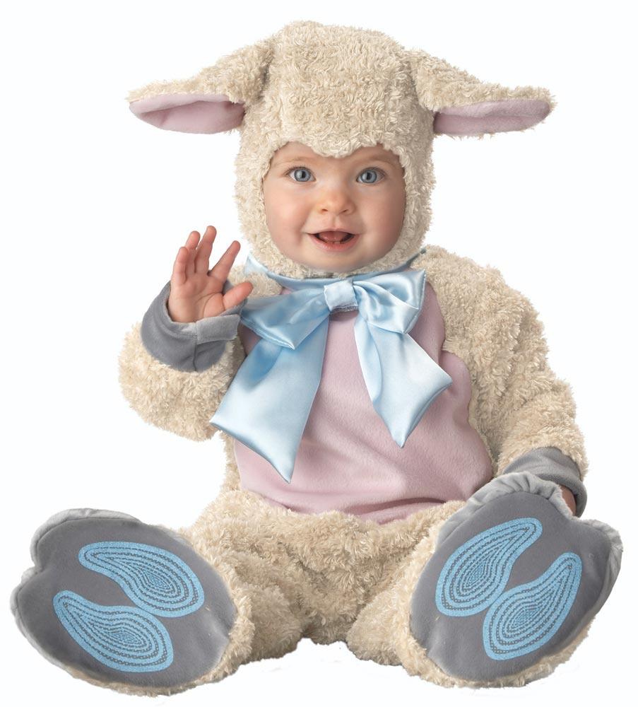 Lil Lamb Baby Costume Costumes