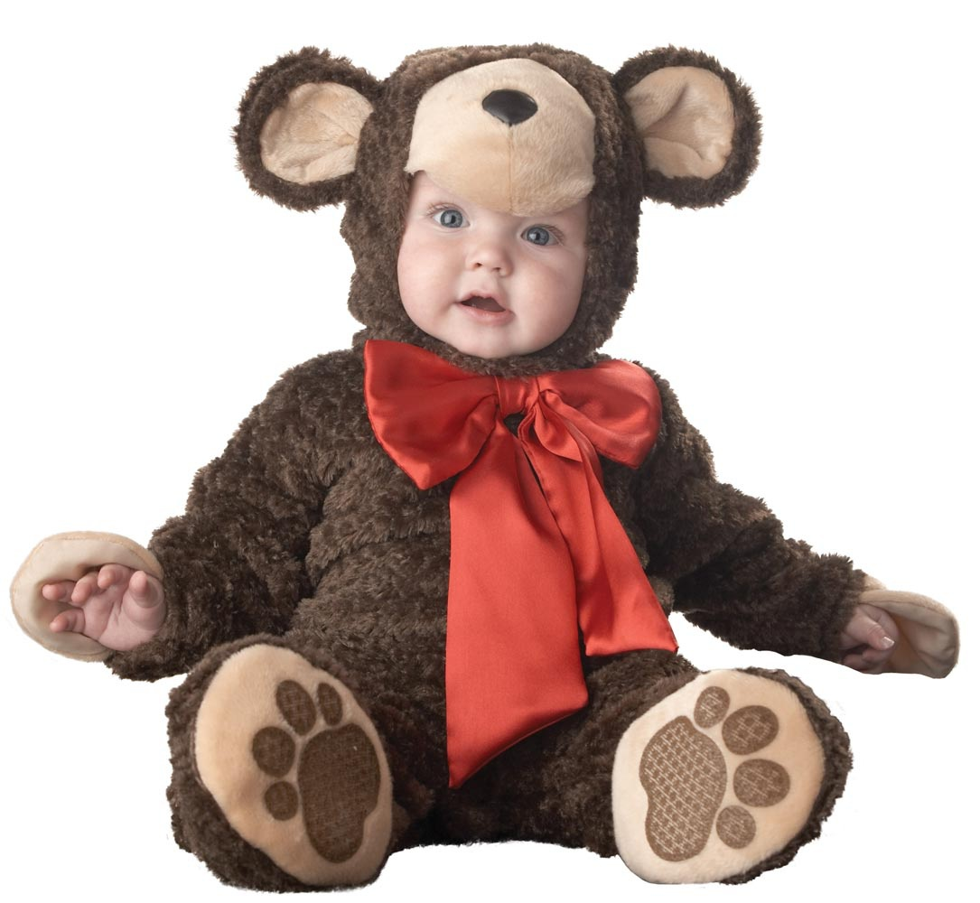Lil Teddy Bear Baby Costume Costumes