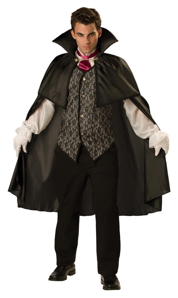 Midnight Vampire Adult Costume