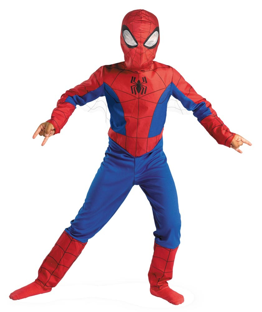 Spider-man Costumes. Showing 40 of results that match your query. Search Product Result. Product - Spider-Man Homecoming Spiderman Child Costume. Product Image. Price Product - Ultimate Spider-Man Muscle Chest Kids Costume - Medium () Product Image. Price $ .