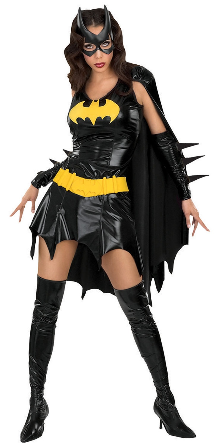 Secret Wishes Batgirl Deluxe Sexy Costume
