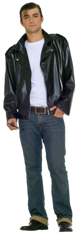 Mens Greaser Adult 50s Costume - Mr. Costumes