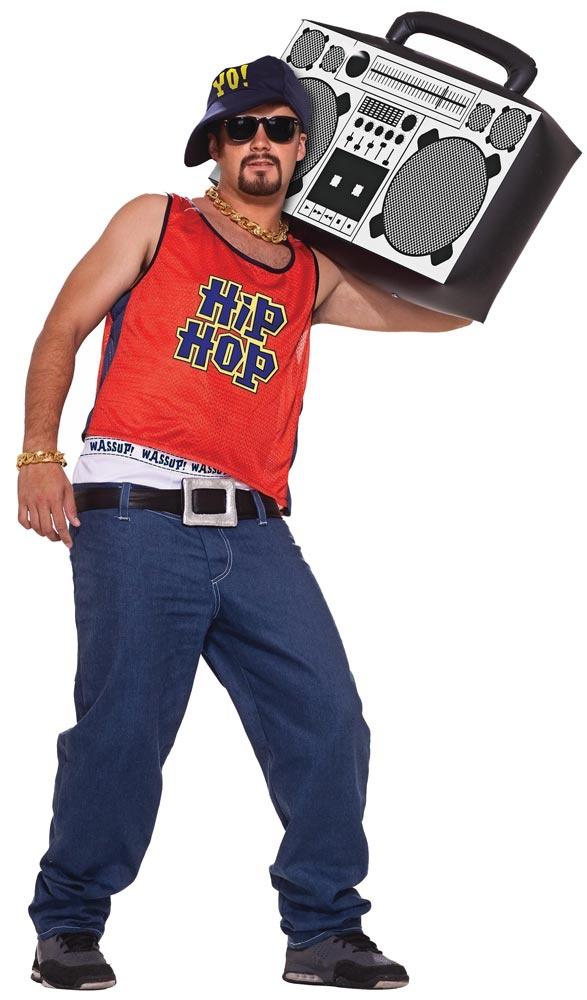 old school hip hop home boy adult costume mr costumes. Black Bedroom Furniture Sets. Home Design Ideas