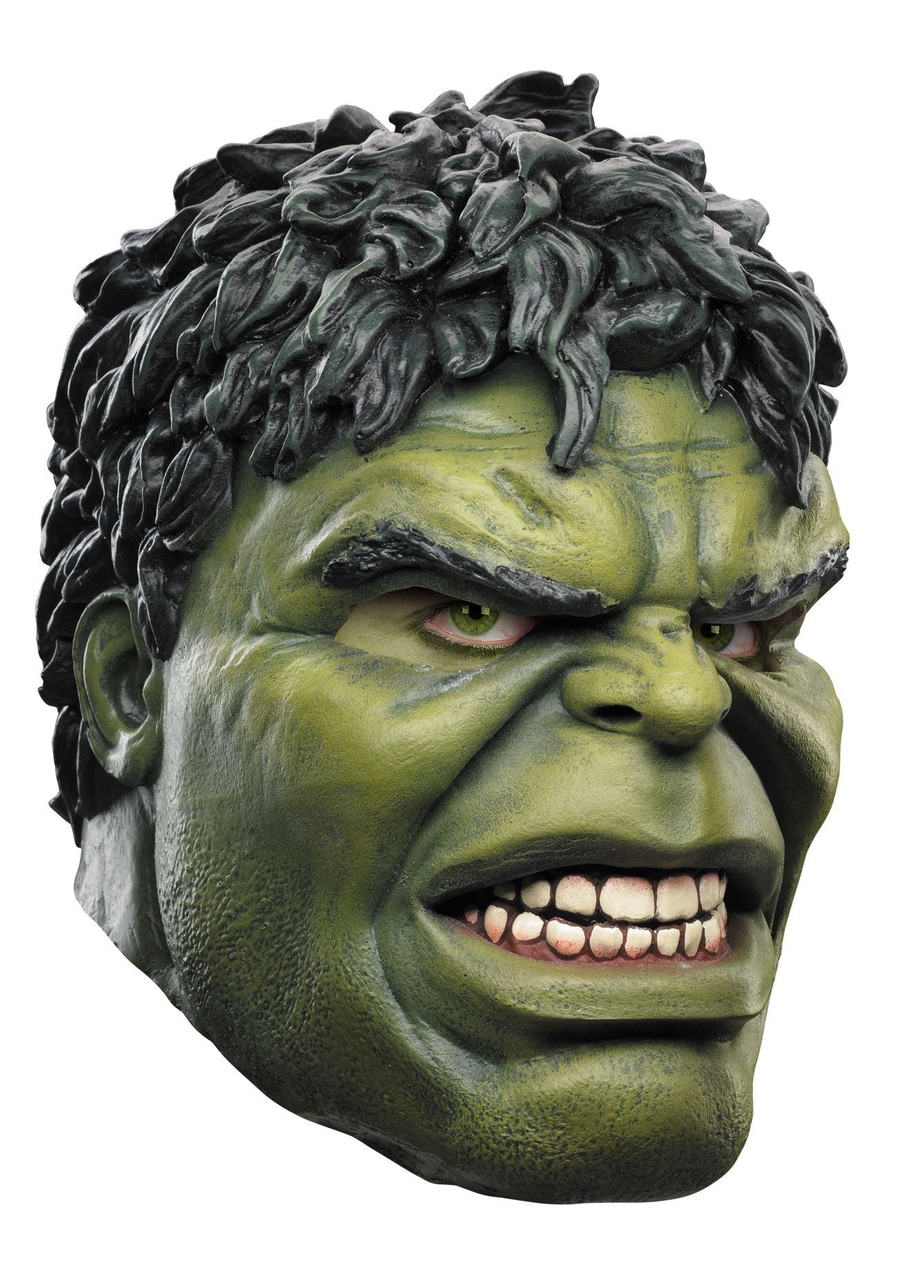 incredible hulk face template - adult deluxe hulk latex mask mr costumes