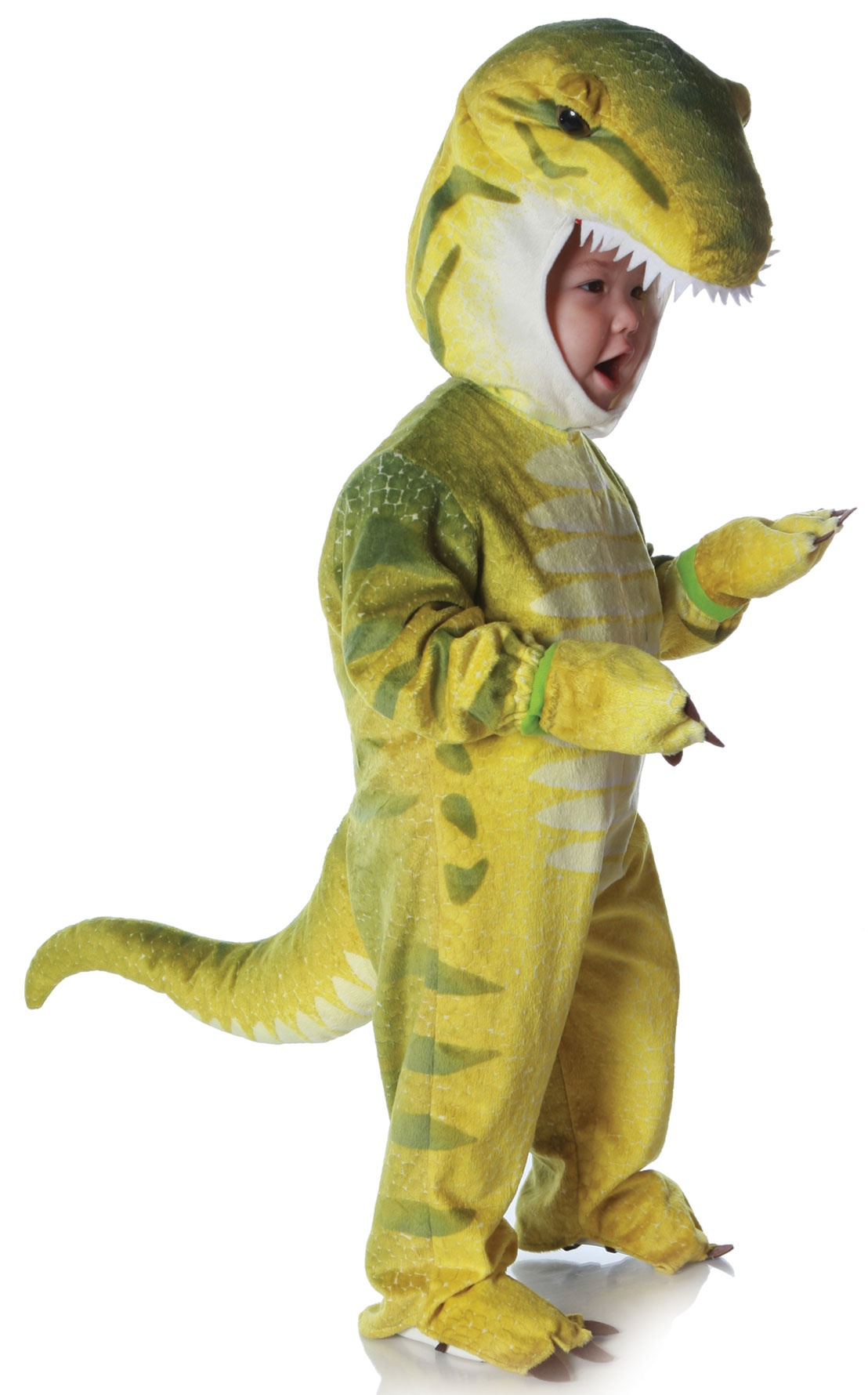 Toddler Green Rex Dinosaur Baby Costume Costumes