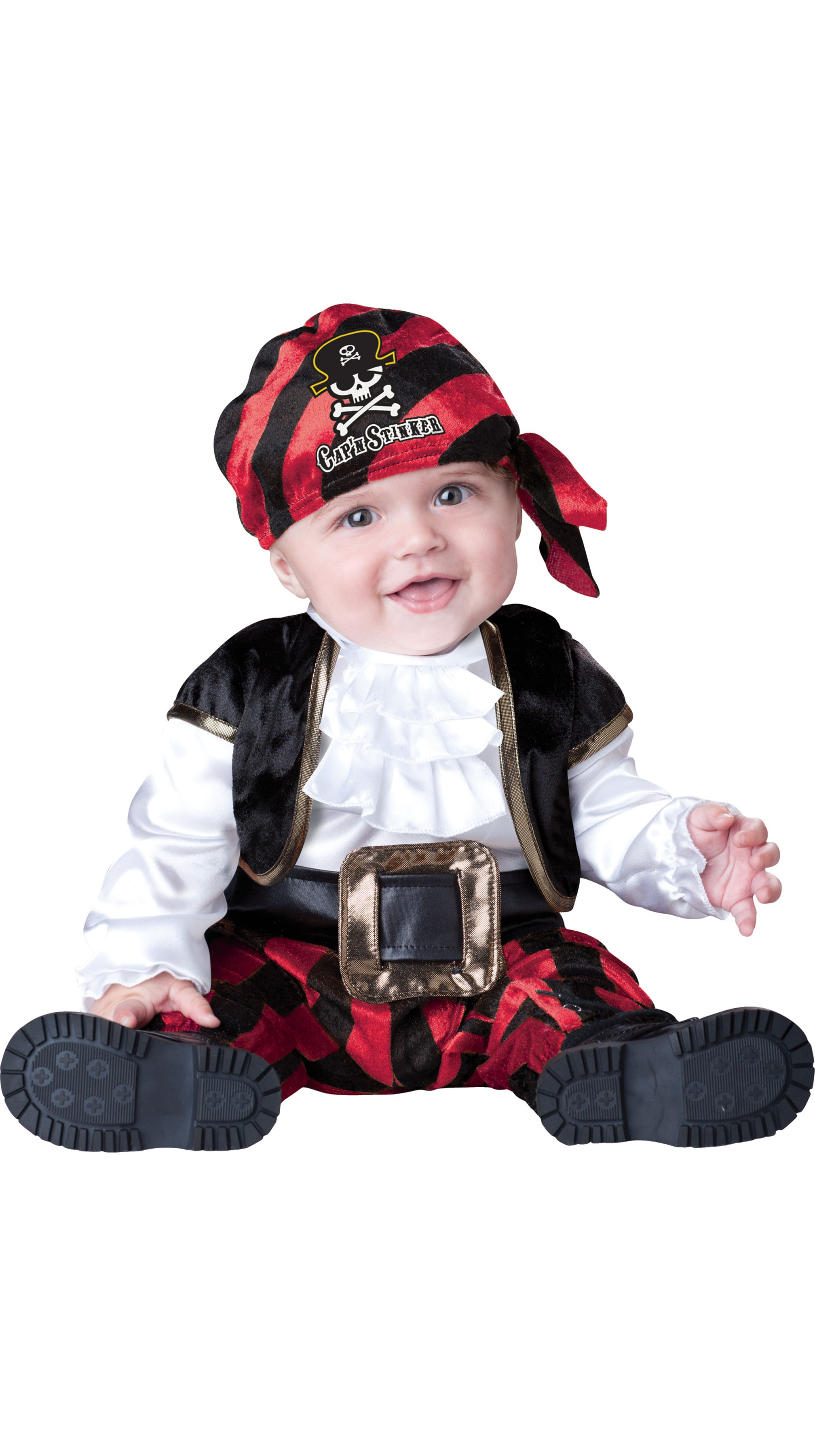 Captain Stinker Pirate Baby Costume Costumes