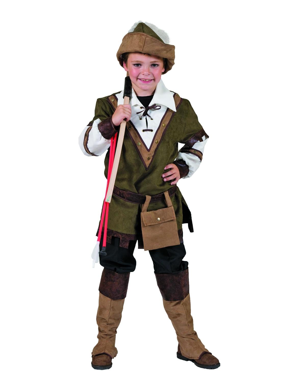 Sherwood Forest Robin Hood Kids Costume  Mr Costumes ~ Costume Robin Des Bois