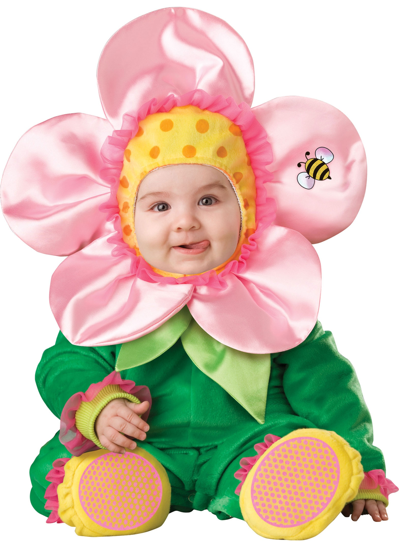 Little Pink Blossom Baby Costume Mr Costumes