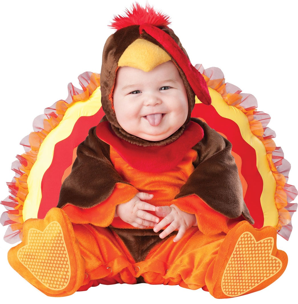 Infant Lil Gobbler Turkey Baby Costume Costumes