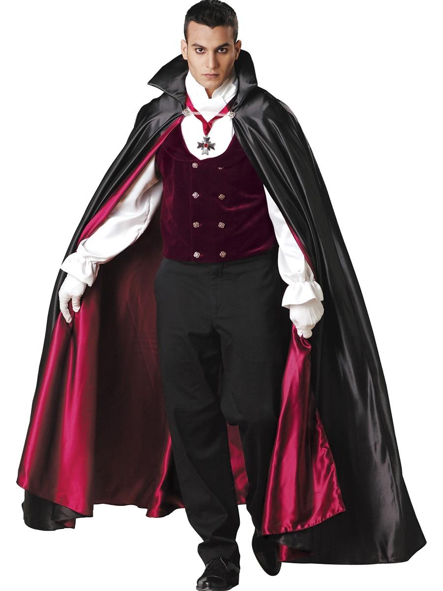 Gothic Vampire Mens Adult Costume