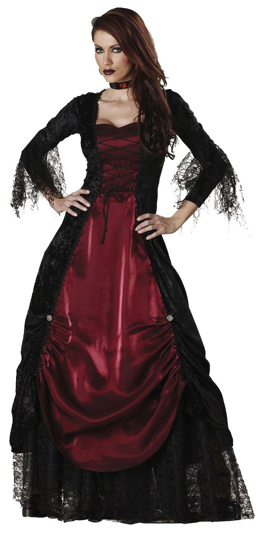 Gothic Vampira Adult Costume