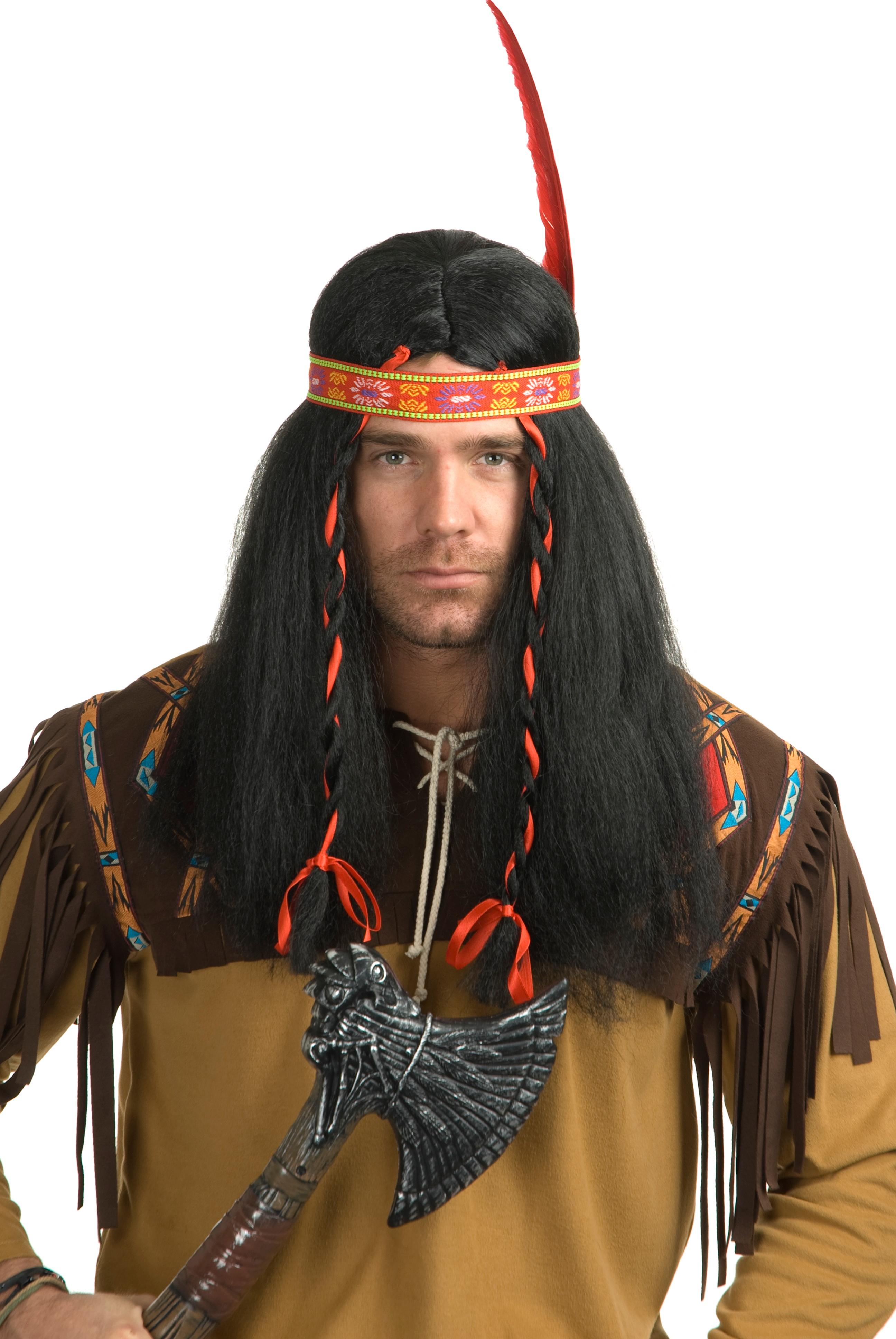 Парик аборигена своими руками