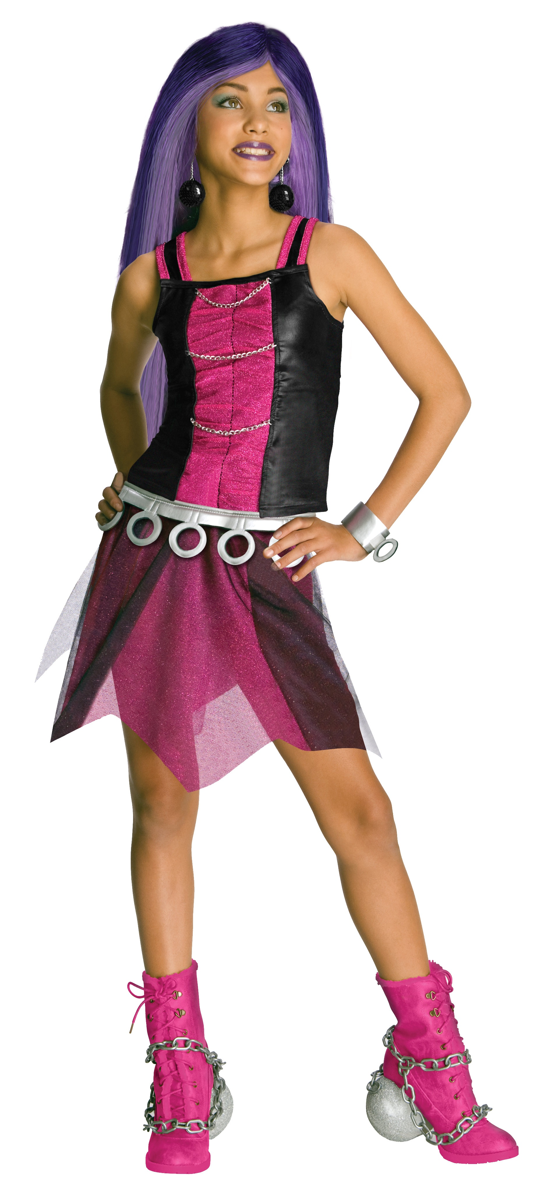 Spectra Vondergeist Monster High Kids Costume Costumes