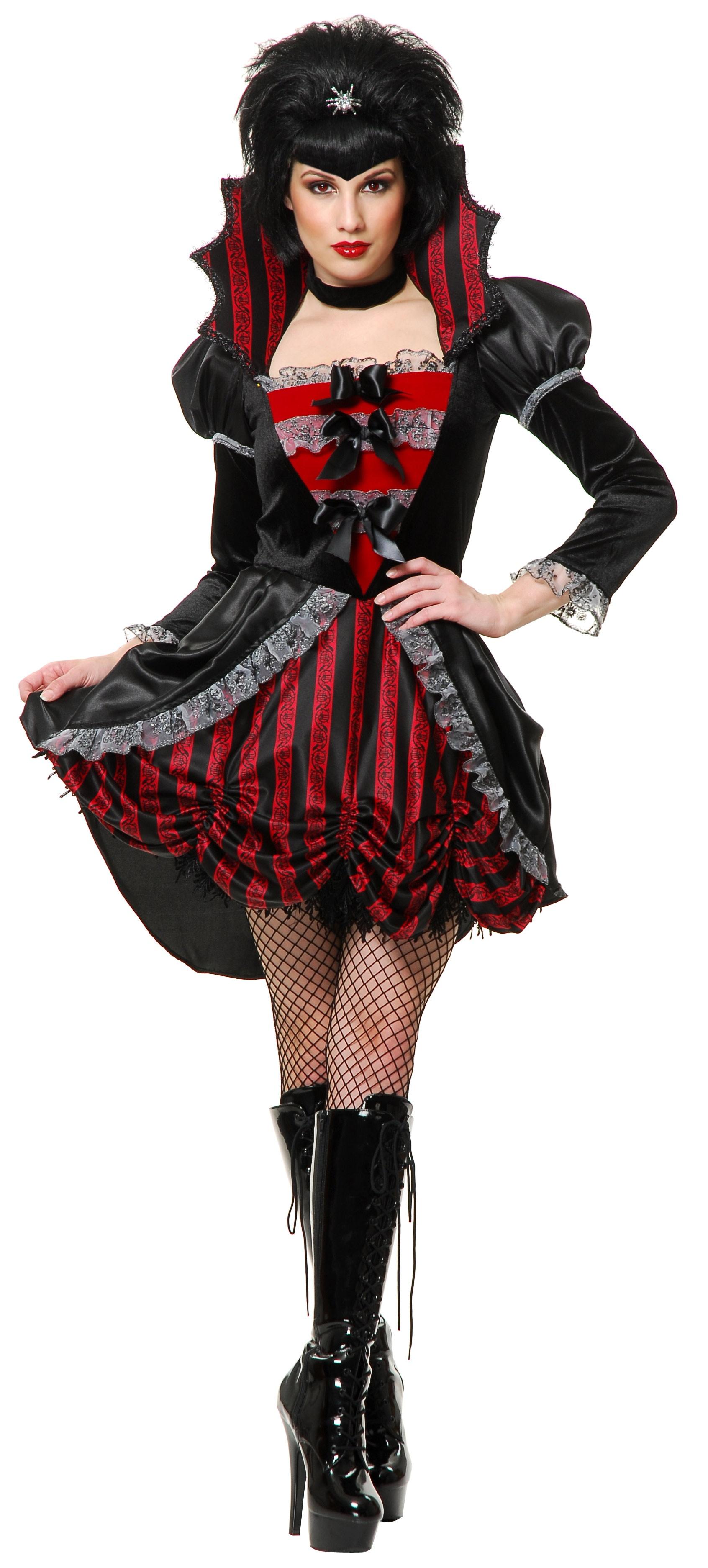 Victorian Gothic Vampire Costume Costumes