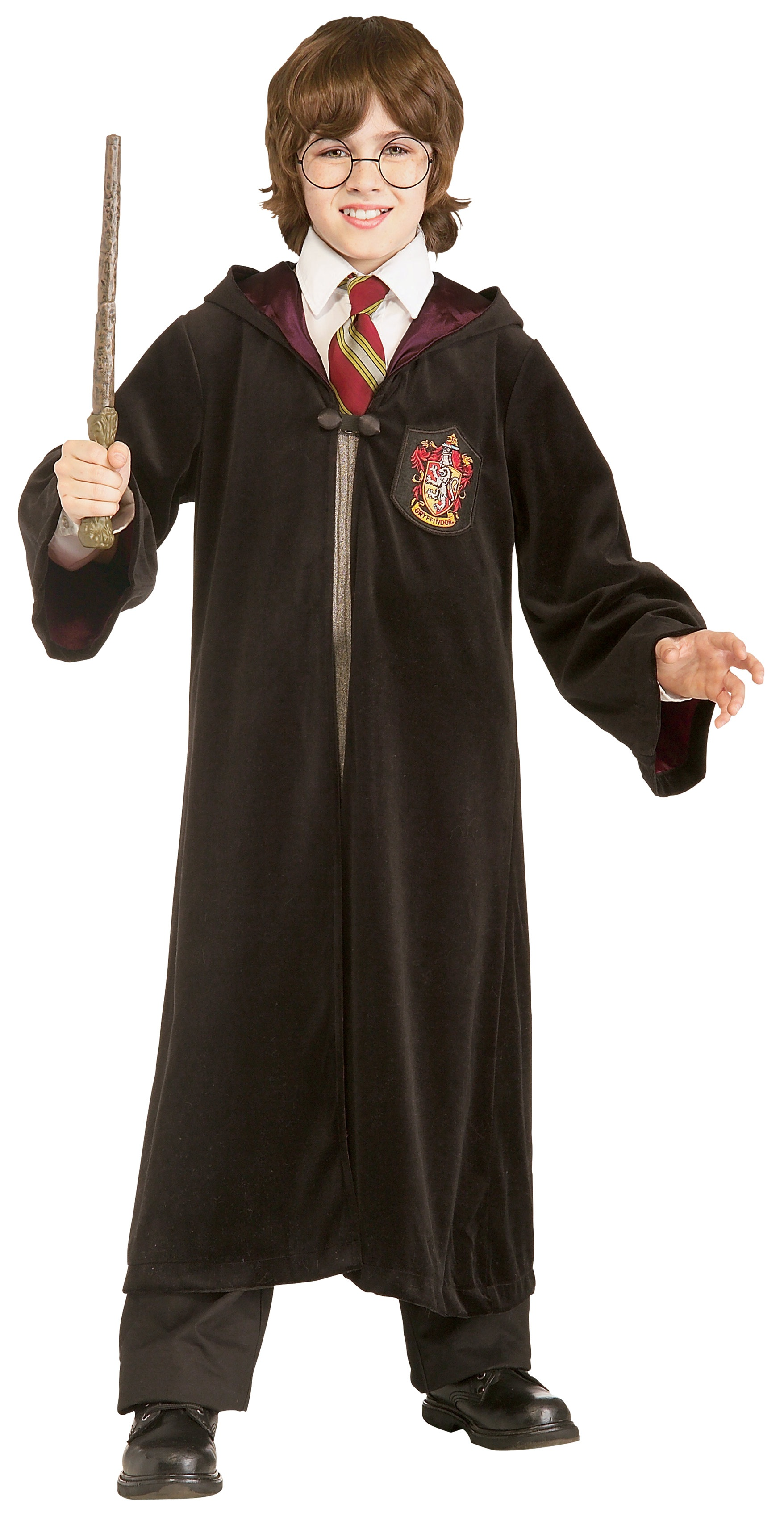 Harry Potter Gryffindor Robe Adult Costume. Harry Potter Costumes