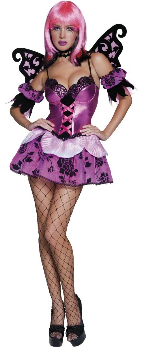 sexy woodland fairy fever costume mr costumes. Black Bedroom Furniture Sets. Home Design Ideas