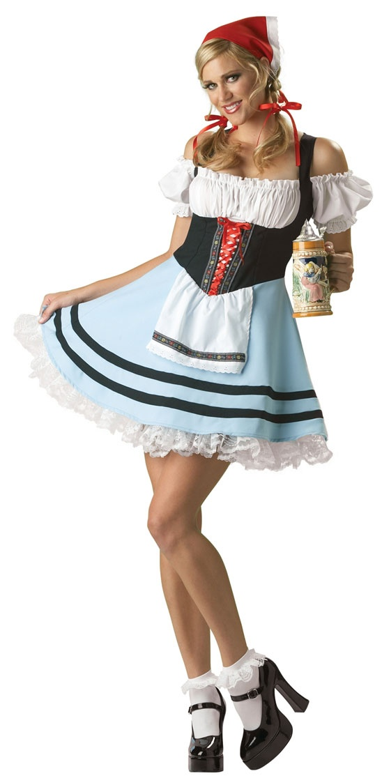 Oktoberfest Girl Adult Costume