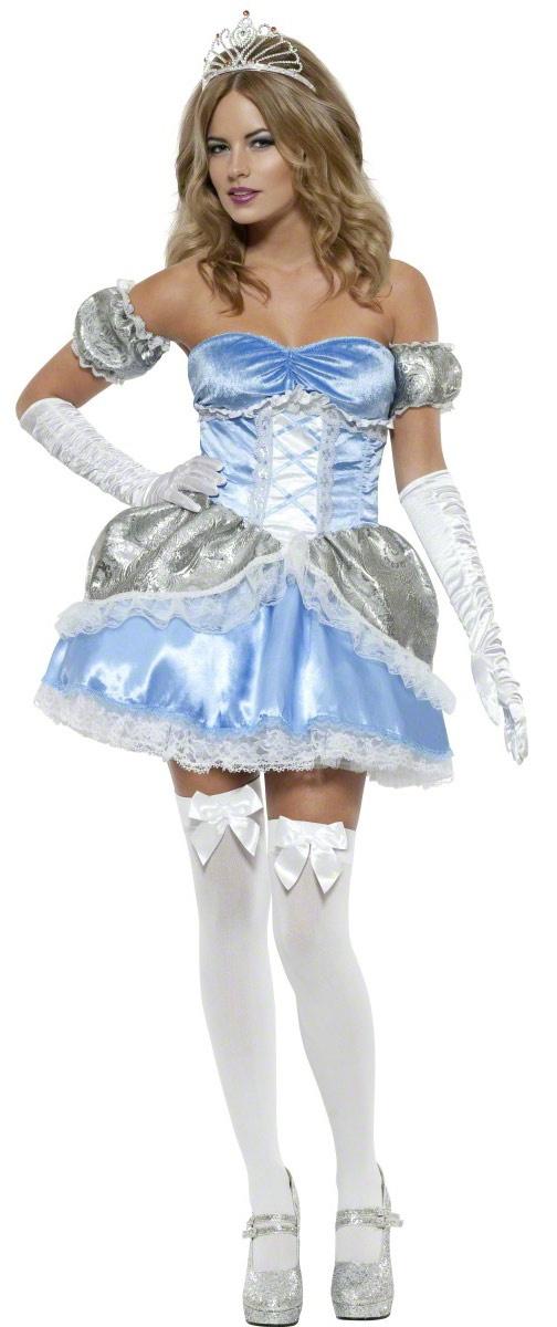 Cinderella Halloween Costume Kids