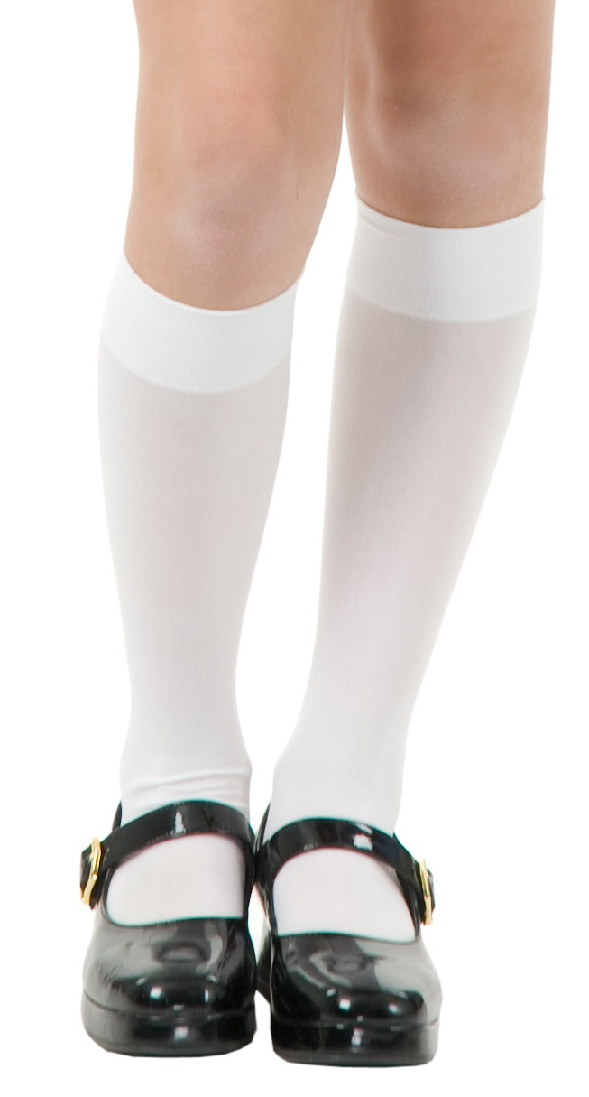 Red & White Knee High Socks. Showing 26 of 26 results that match your query. Search Product Result. Product - 12 Pair Newly created Christmas Holiday Socks, Sock Size Product Image. Price $ Product Title. 12 Pair Newly created Christmas Holiday Sock s, Sock Size