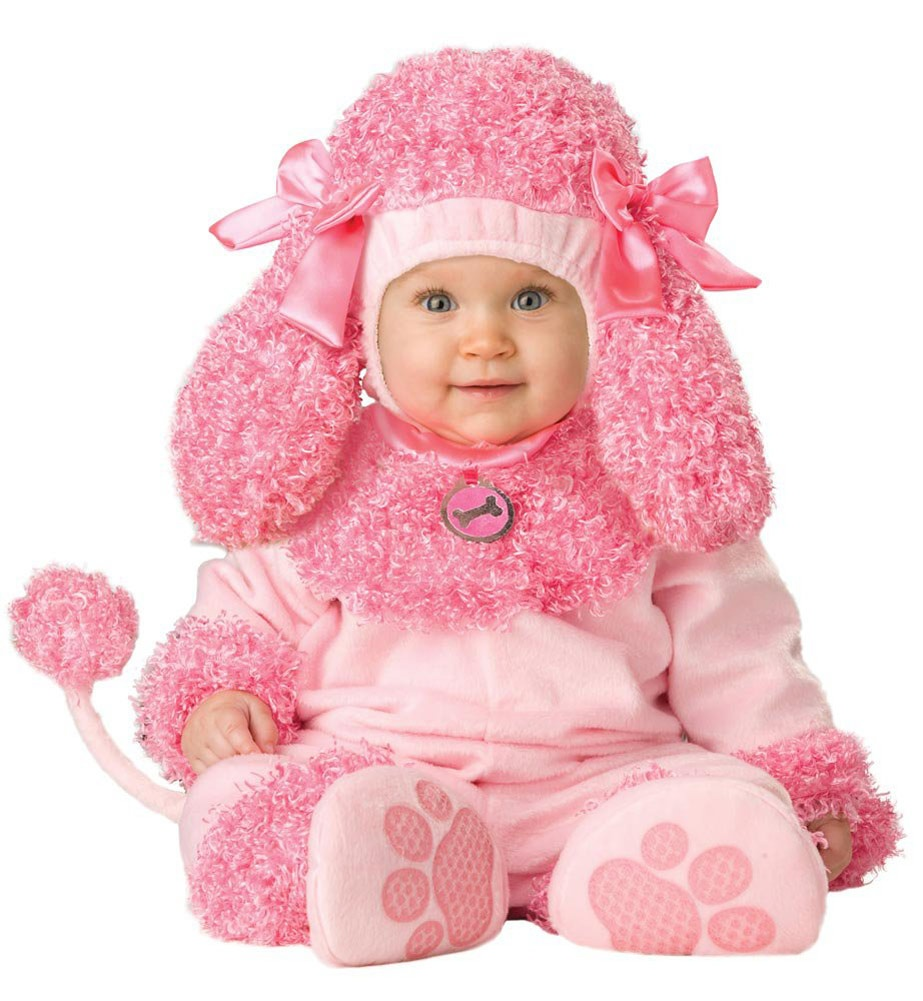 Girls Precious Poodle Baby Costume Mr Costumes