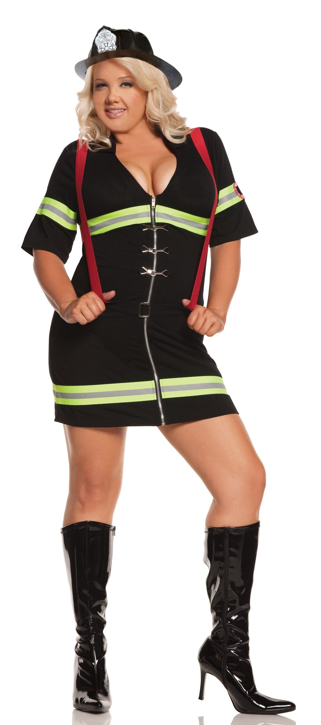 sexy firefighter costume for women
