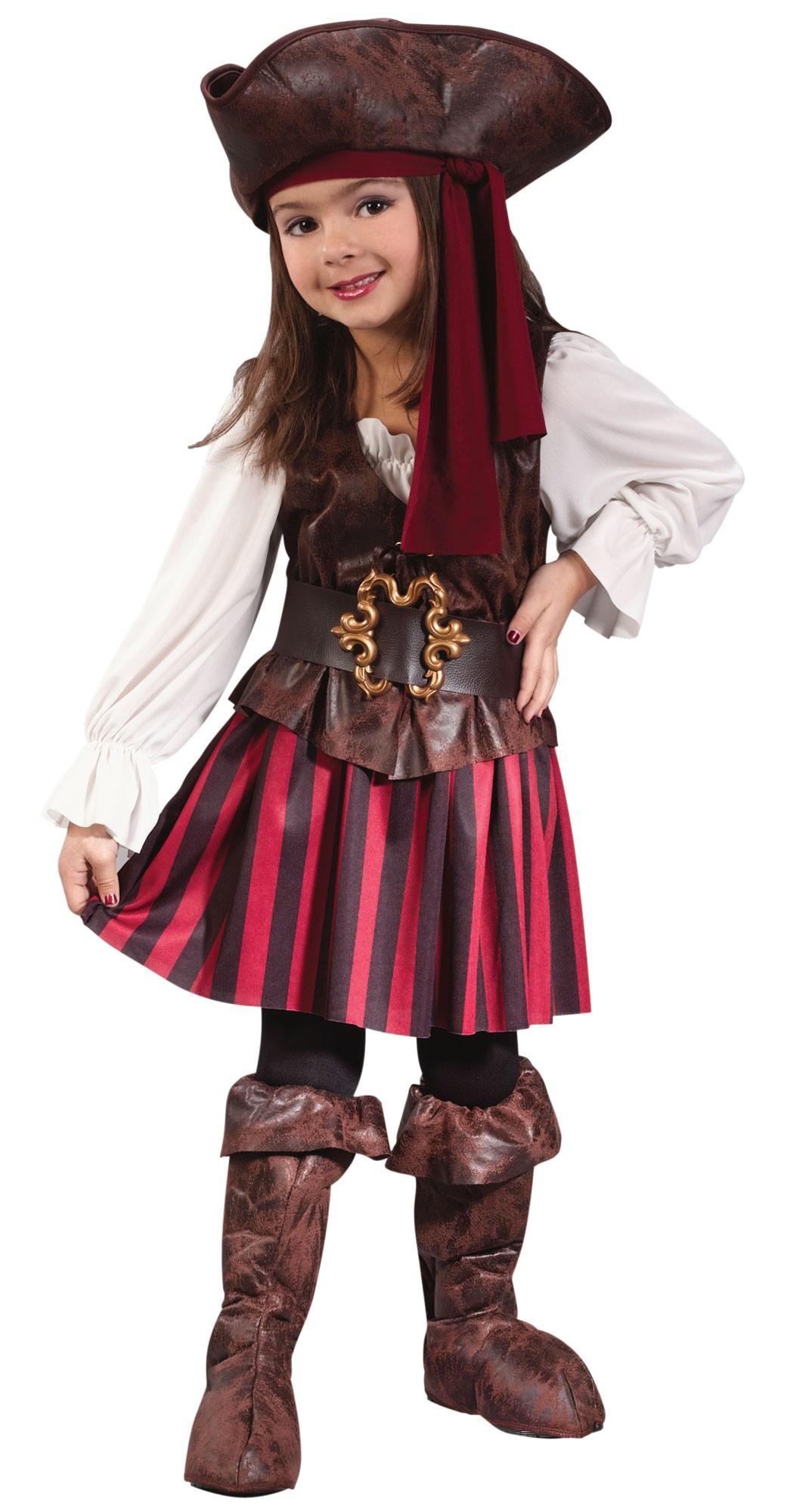Kids High Seas Toddler Pirate Costume - Mr. Costumes