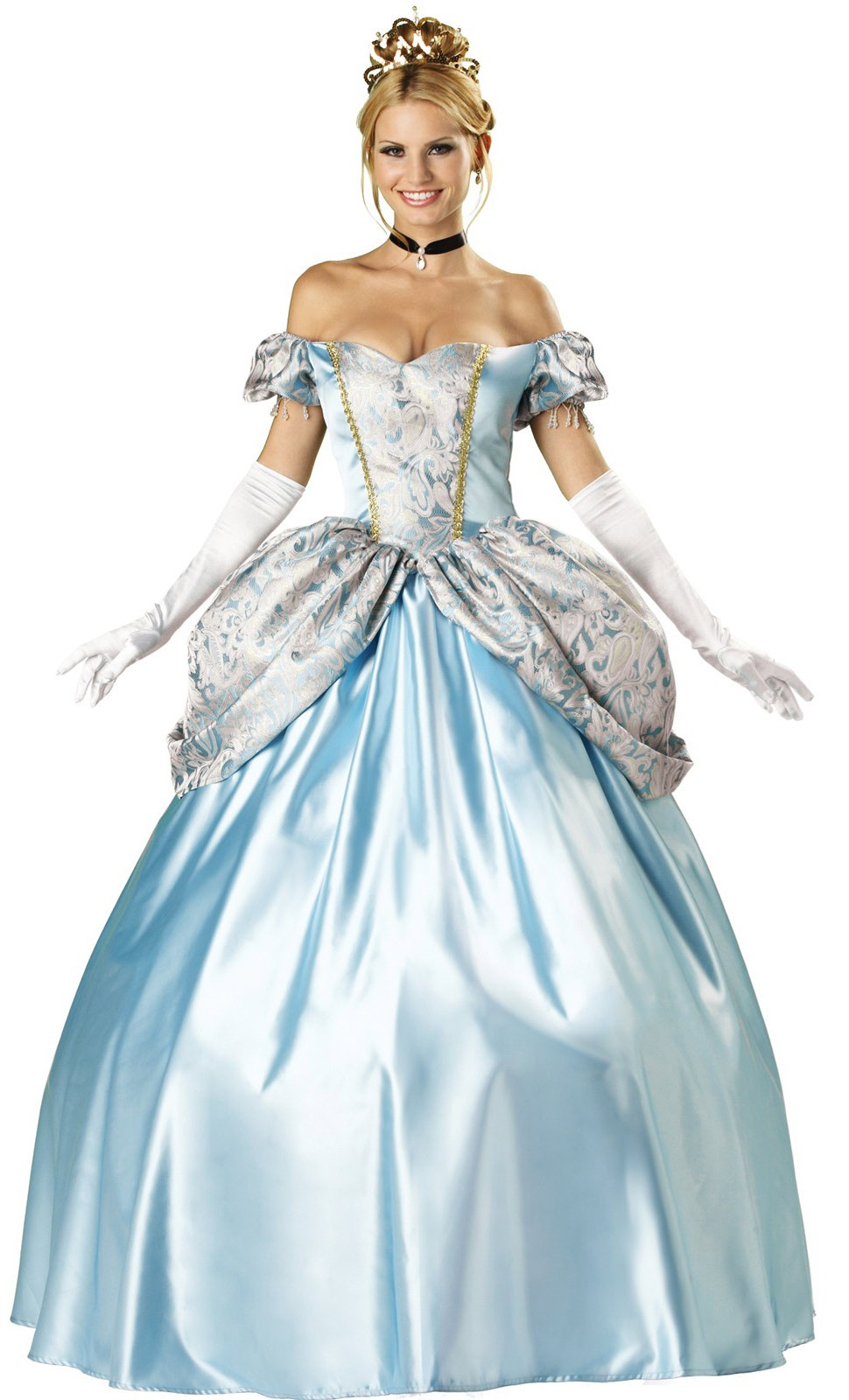 Enchanting Princess Adult Costume