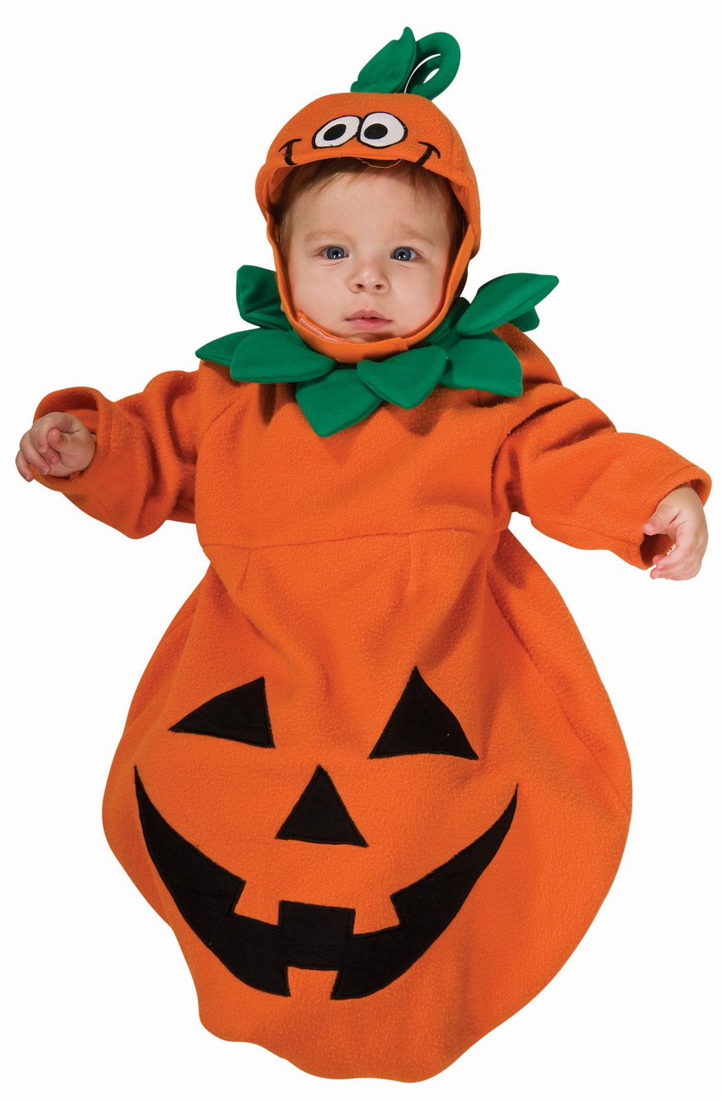 7a07976cc67b Infant Girl Pumpkin Costume   15 Baby Girl Halloween Costumes (DIY ...