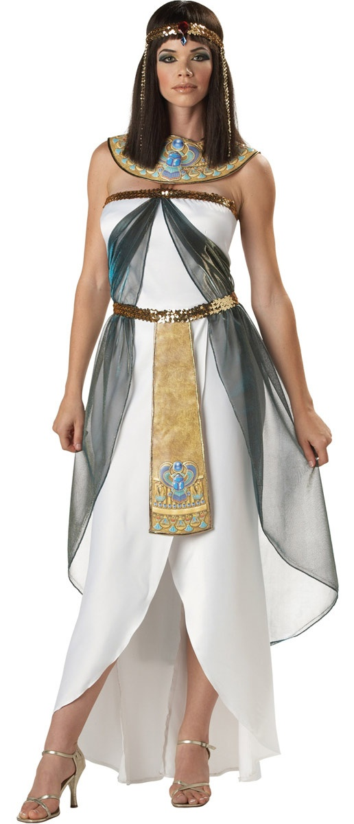 Queen of the Nile Adult Egyptian Cleopatra Costume - Mr ...