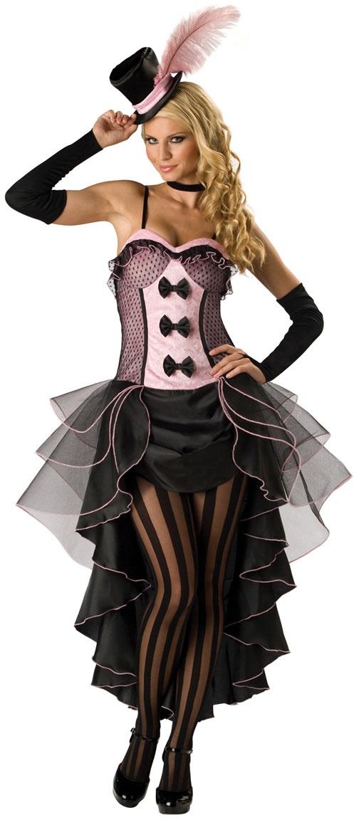 Saloon Girl Burlesque Babe Sexy Costume