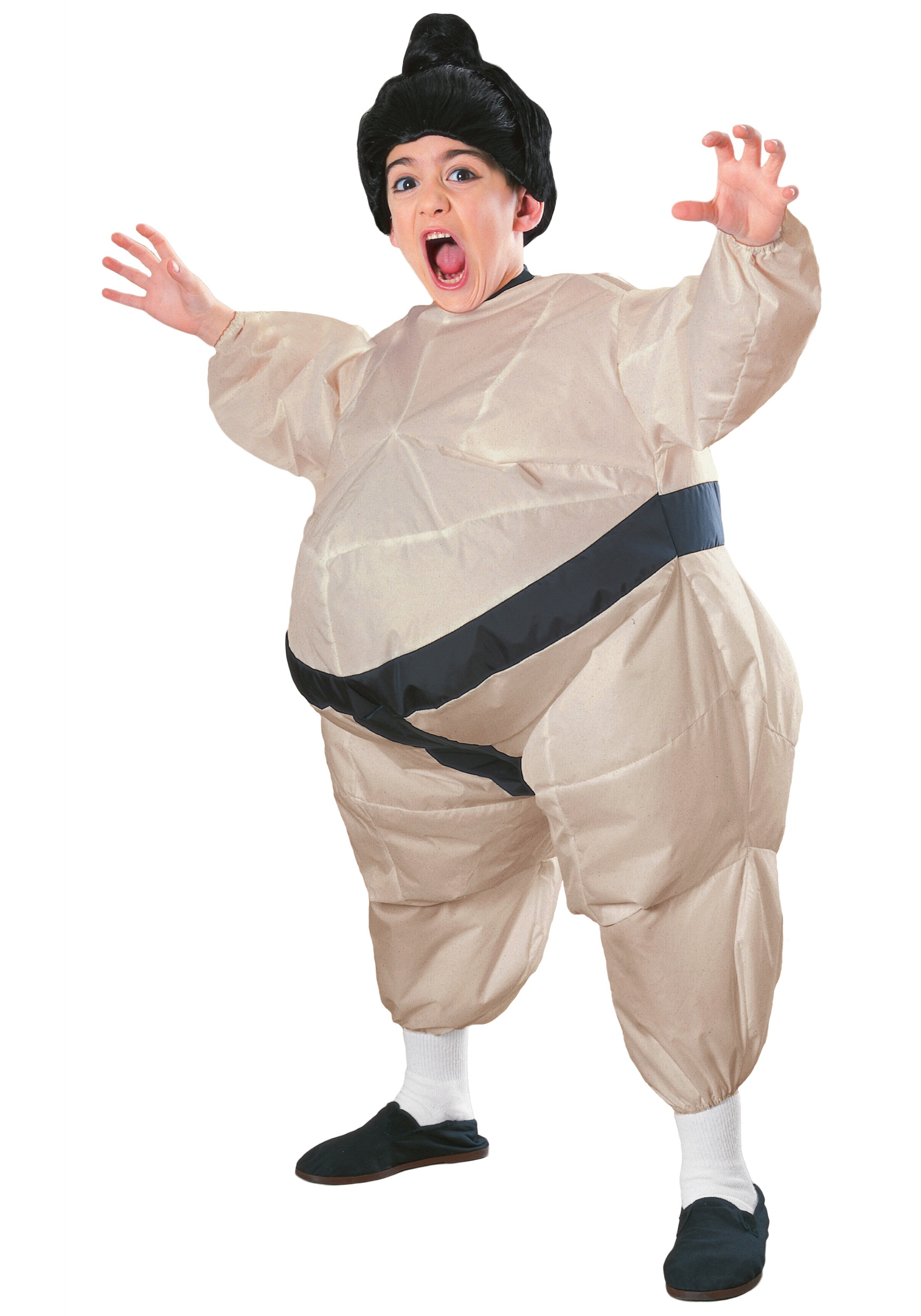 Sumo wrestling halloween costumes