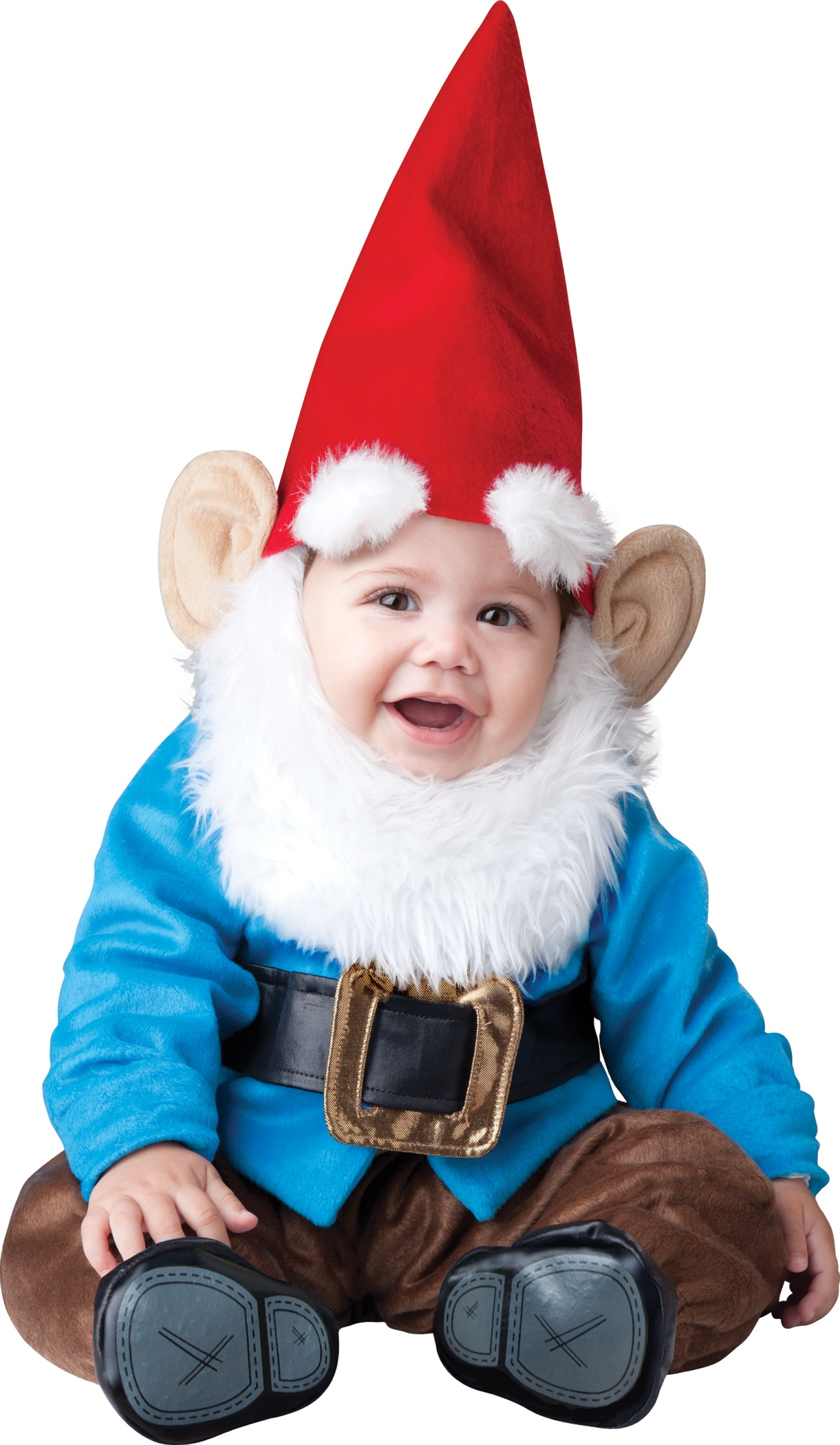 Baby Gnome: Lil' Garden Gnome Baby Costume