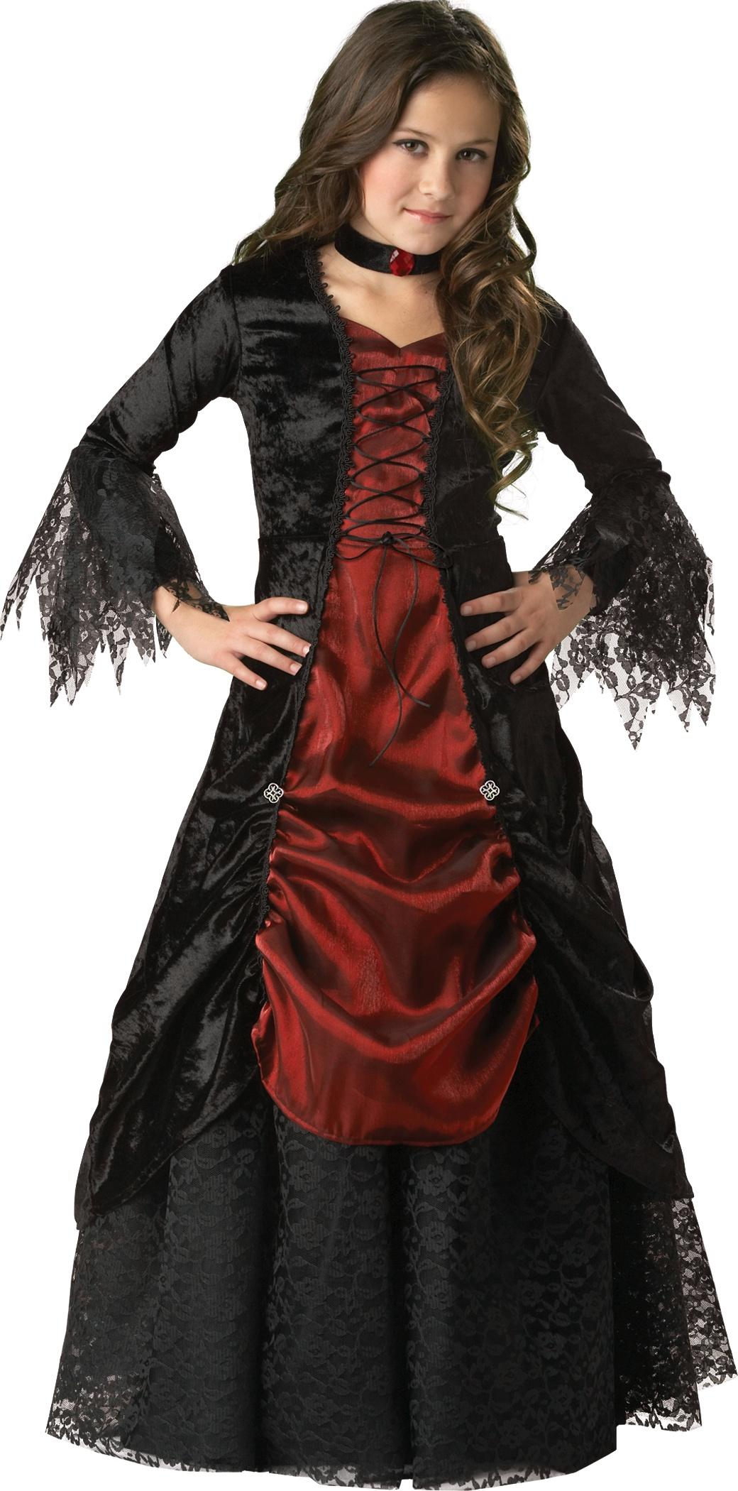 gothic vampire costume
