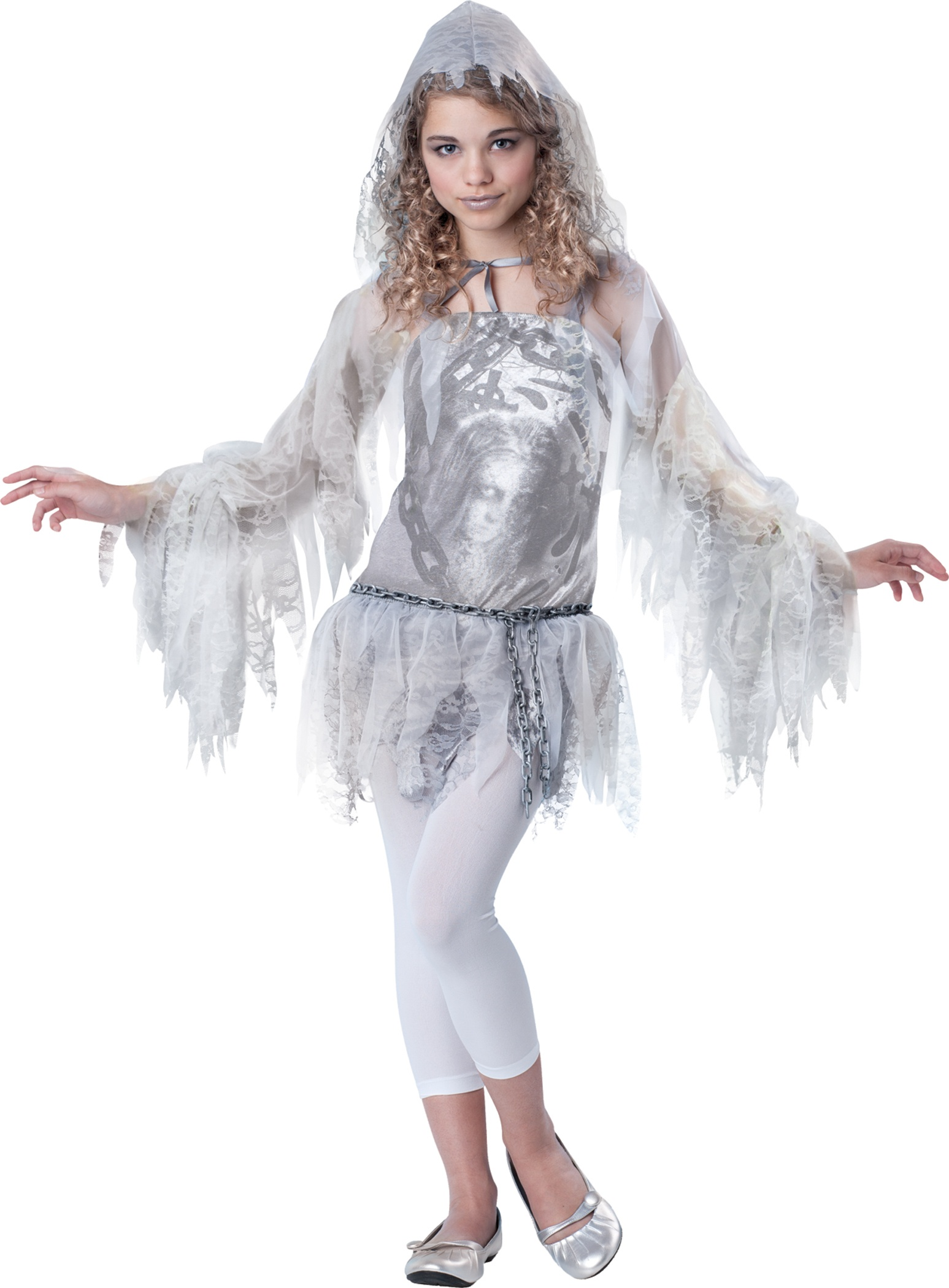 Tween Halloween Costumes Ghost