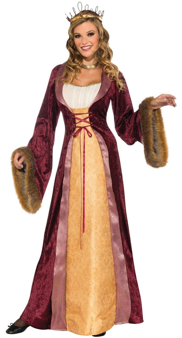 Renaissance Adult Costume 28