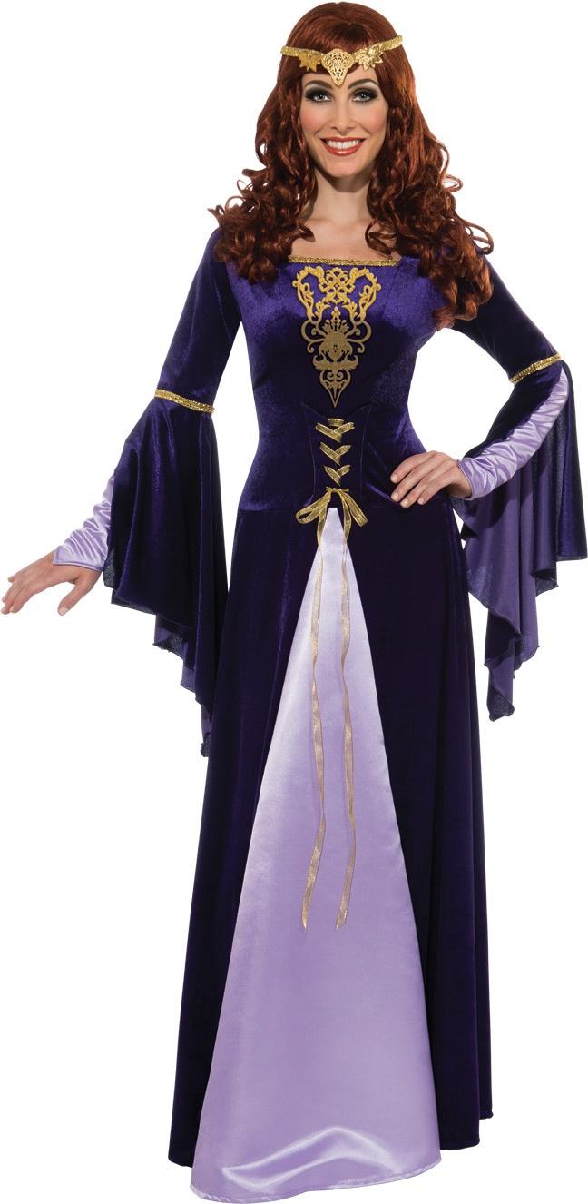 Renaissance Princess Guinevere Adult Costume Costumes