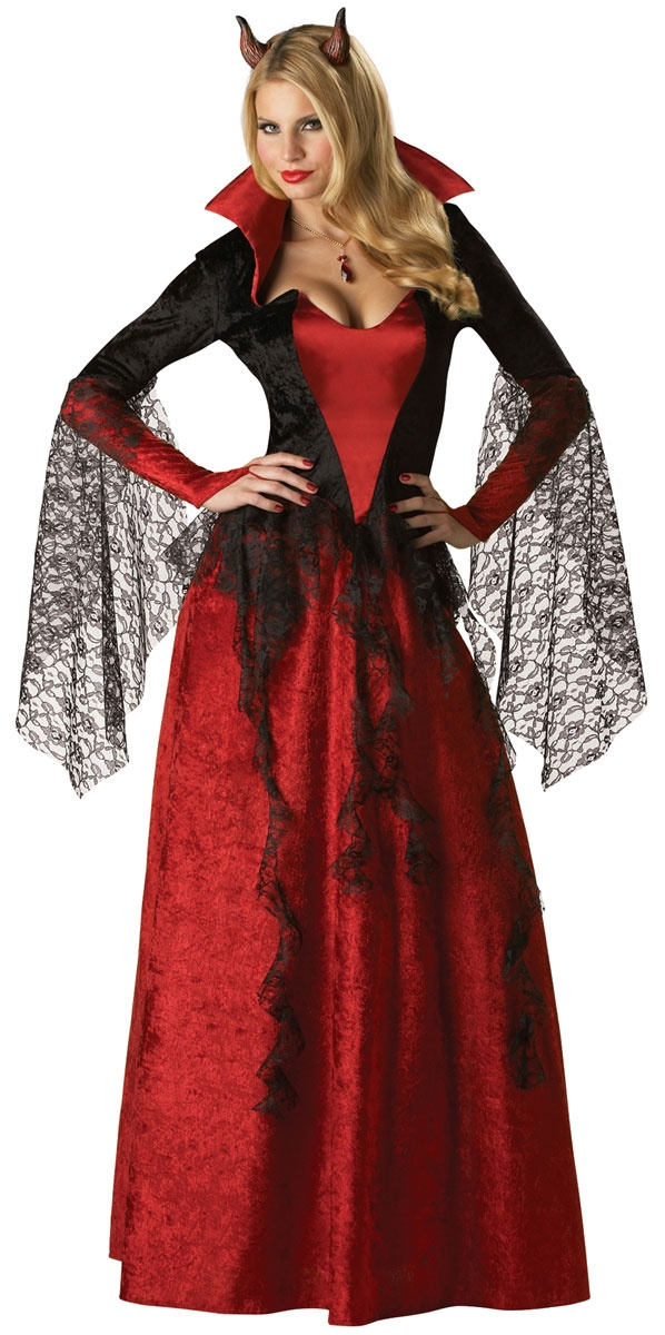 Devils Desire Adult Costume Mr Costumes