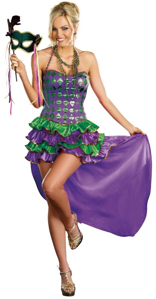 Sexy Mardi Gras Costume - Sex Pics Site