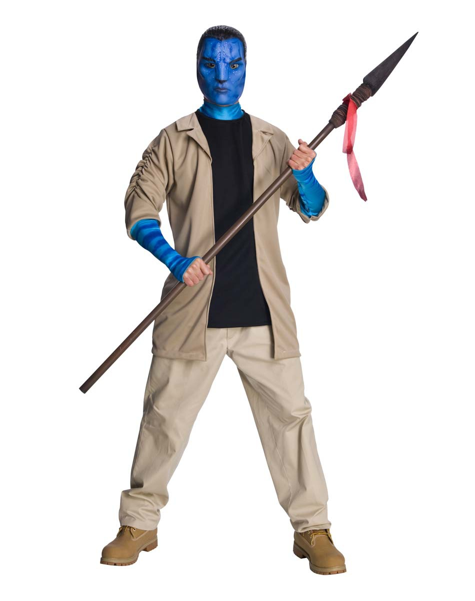 Jake Sully Deluxe Adult Avatar Costume