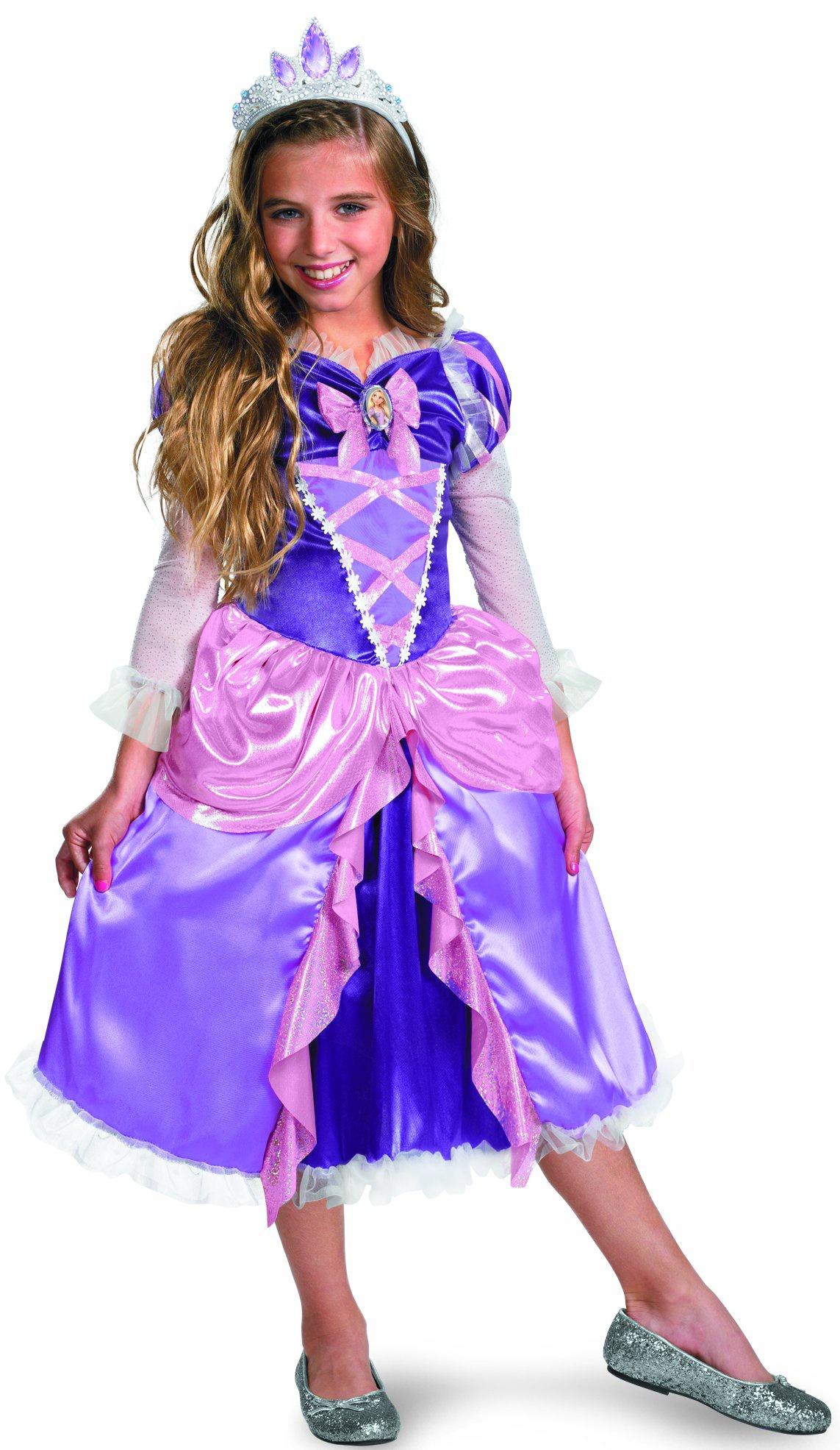 disney princess rapunzel kids costume mr costumes. Black Bedroom Furniture Sets. Home Design Ideas